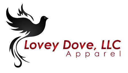 Lovey Dove Design Logo